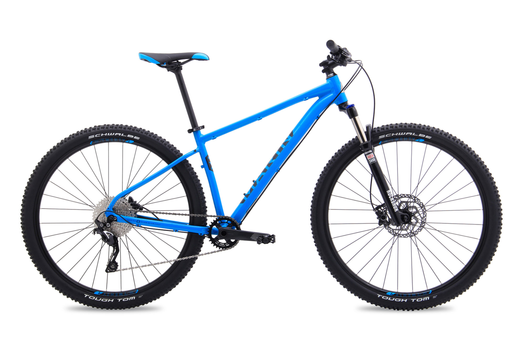 Marin Bobcat Trail 5 29er Hardtail Mountain Bike 2018 Blue